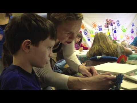 On the Job: Art teacher