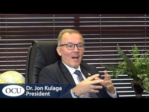 Ohio Christian University - Dr. Kulaga Interview Clip 4