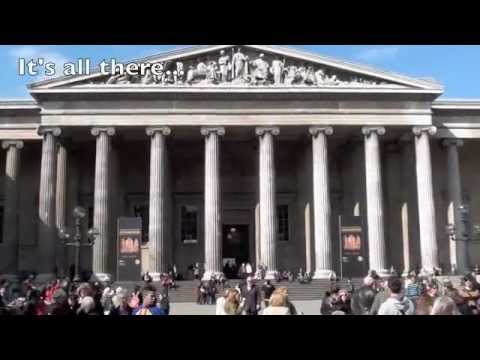 British Museum Parthenon (Elgin) Marbles, Mausoleum of Halicarnasus, Assyrian Lion Hunt and more..
