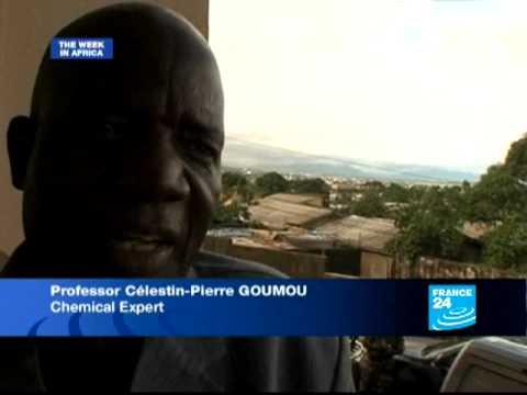 Guinea junta lead war on drugs