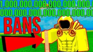 ROBLOX BAN HAMMER SIMULATOR *MOST BANS IN HISTORY*