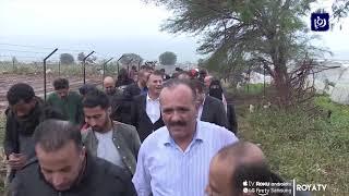إرادة ملكية بقبول استقالة وزير الزراعة إبراهيم الشحاحدة - 2-4-2020