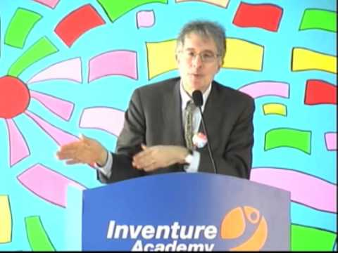 Howard Gardner's Visit to Inventure Academy, Bangalore  (Part- 2)