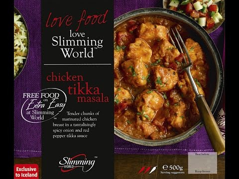 Slimming World Launch Frozen Ready Meals Youtube
