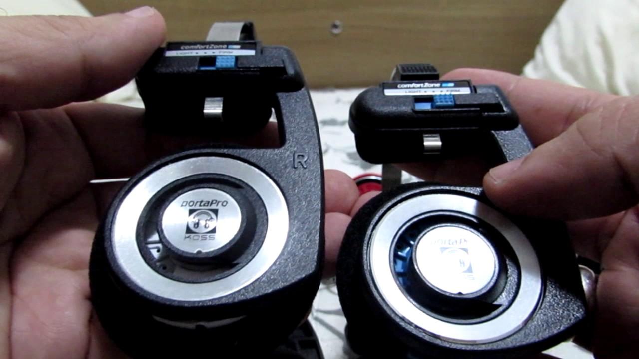 Koss porta pro original vs r plica youtube - Koss porta pro ...