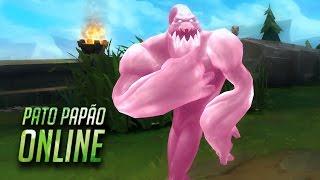 Repeat youtube video PARTÃO CARALHO - PPO   League of Legends
