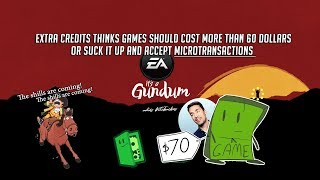 """The Most Savage Man On Earth Rants: """"Games Should Not Cost $60 Anymore"""" - Extra Credits"""