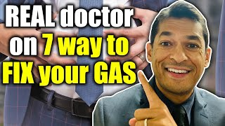 7 ways to fix your gas | What Causes Excessive Gas | Sameer Islam Videos