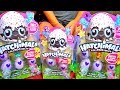 Hatchimals Collegtibles Surprise Eggs Opening Glittering Cute Animal Toys Unboxing!