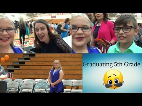 GRADUATING 5TH GRADE | Bye Fern Creek Elementary School