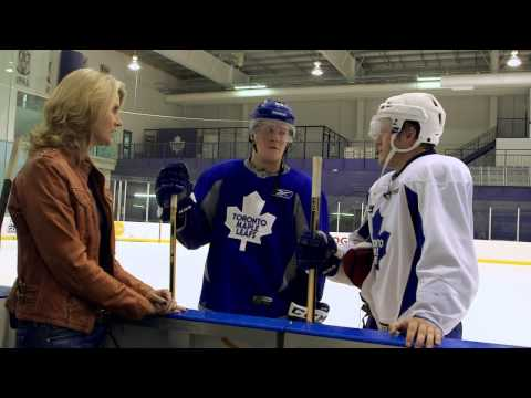 NHL Stars Using Wooden Sticks?