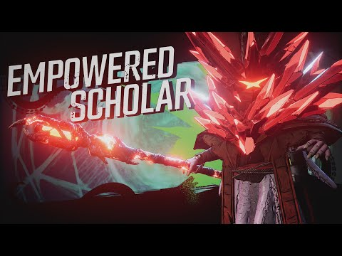 How To Defeat The EMPOWERED SCHOLAR On MAYHEM 4/TVH HARDEST BOSS IN BORDERLANDS 3 (no Glitches)