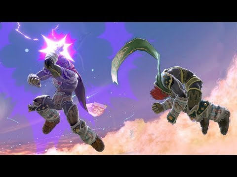 Most Insane Edge Guards in Smash Ultimate #3 thumbnail