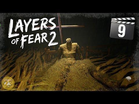 Layers of Fear 2 - Grusel Hexenhaus!  #9  Deutsch Gameplay ????+18 Horror Let's Play