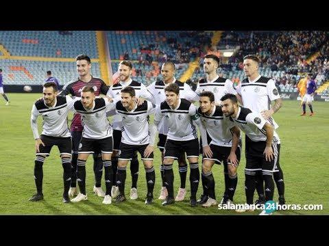 Resumen Salamanca CF UDS 3-1 Celta B | 2ª División B