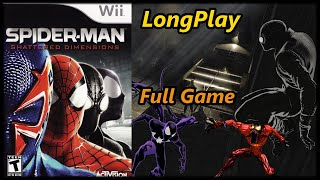 Spider-Man: Shattered Dimensions - Longplay (Wii) Full Game Walkthrough (No Commentary)