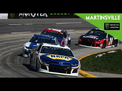 Monster Energy NASCAR Cup Series- Full Race -STP 500