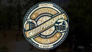 (PART 2 OF 2) After the opening tilt of the 2017 PDGA Pro World Cha...