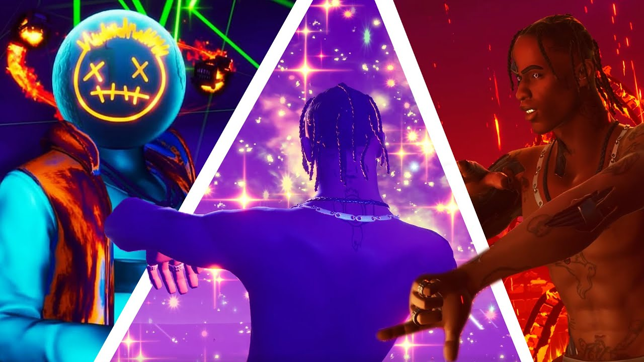Full Travis Scott Event 4k Cinematic No Commentary Youtube The travis scott skin is a fortnite cosmetic that can be used by your character in the game! full travis scott event 4k cinematic no commentary