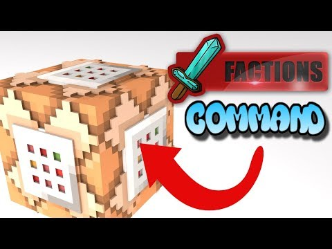 Factions Server Commands | Minecraft Amino