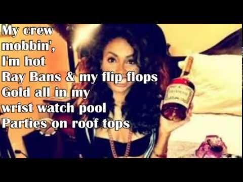 Sabi - Cali Love Ft. Tyga (Lyrics)