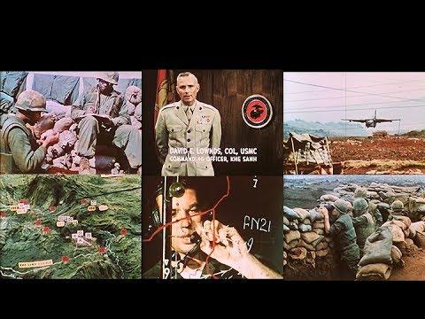 Khe Sanh in HD (1968, Restored Color, 28:00)