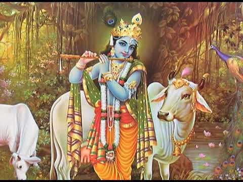 Radha Krishna Bhajan- Mere Nandanandana, Apana Bana Le Mohi- Swami Mukundananda