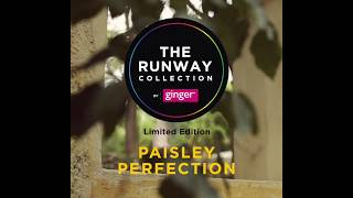 #PaisleyPerfection for this summer from Ginger by Lifestyle!