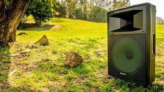 Aiwa X15 - Review & Soundcheck