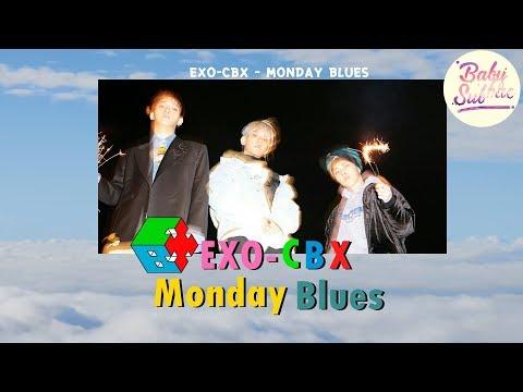 [Thaisub/Lyrics] EXO-CBX - Monday Blues #BABYBAESUB*