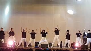 하슬라 중학교 배롱제 1학년 댄스동아리
