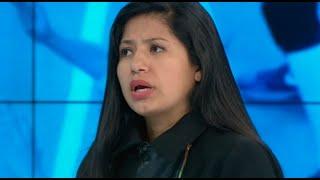 Presidenta de la FPV brinda nueva información sobre muerte de Alessandra Chocano