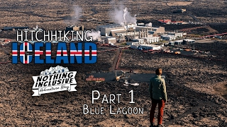 видео Горячий источник Голубая лагуна в Исландии