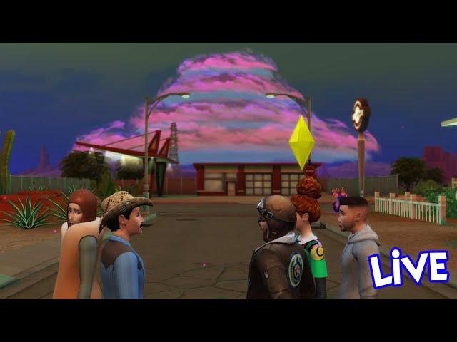 Sims - Botanichaos