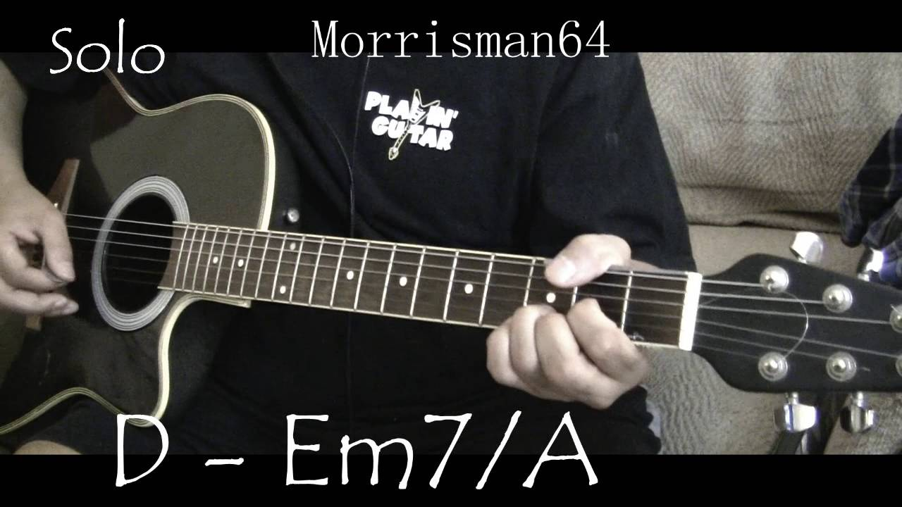 Neil Diamond Play Me Guitar Lesson With Chords Youtube