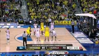 Louisville vs Michigan 2013 NCAA Basketball Championship (FULL GAME) VITALE CALL(, 2013-04-11T09:54:58.000Z)