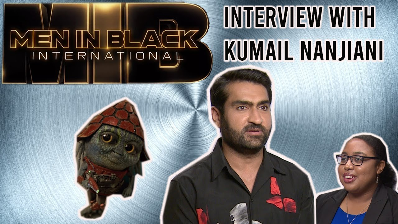 Interview Kumail Nanjiani As Pawny Men In Black International