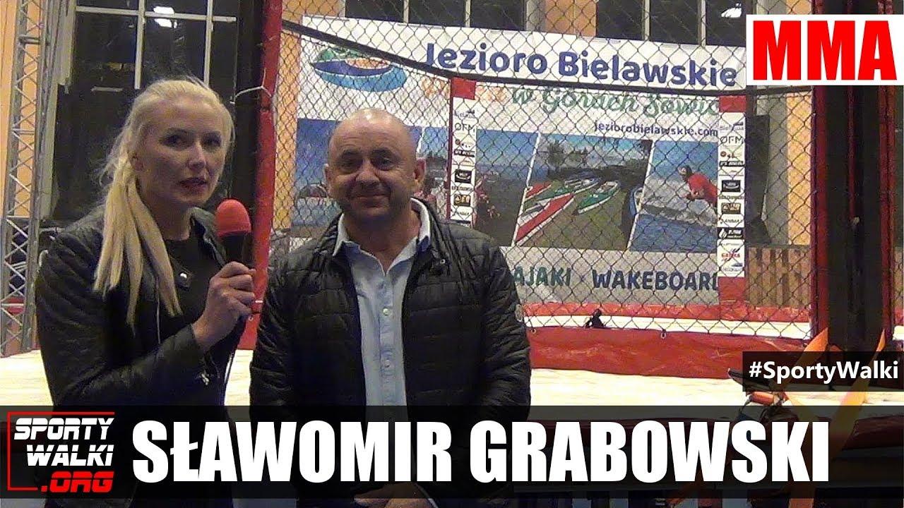 Sławomir Grabowski o Bebson Arena 3