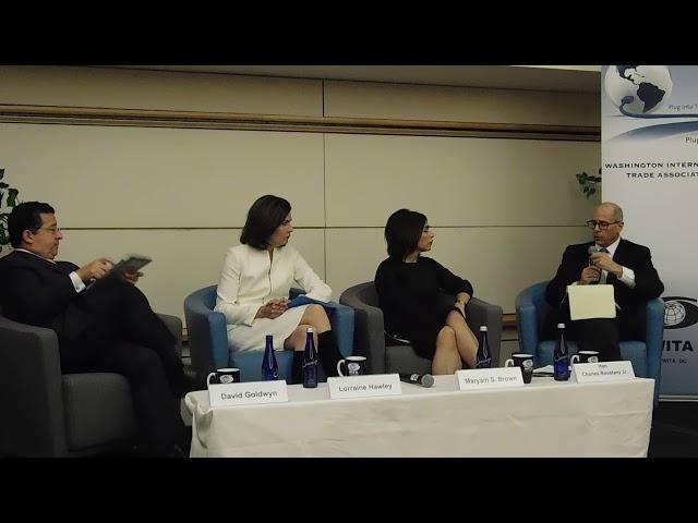 12/7/17 - WITA NAFTA Series: Energy and the NAFTA - Part 5