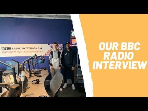 BBC Radio Nottingham Interview