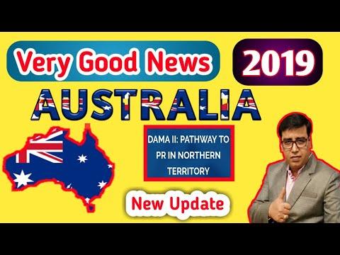 AUSTRALIA WORK PERMIT VISA 2019, UPDATE