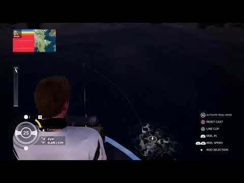 Bass fishing in Fishing sim World  (Come Join ) |