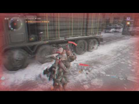 The Division - Needs better servers.