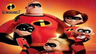 GLI INCREDIBILI 2 ITALIANO FILM COMPLETO VIDEO GIOCO Disney Pixar Mymoviegames