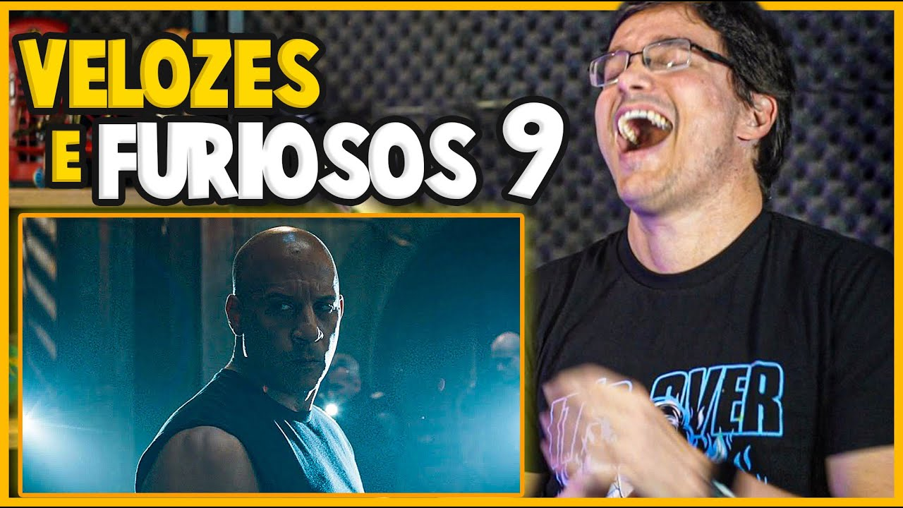 TRAILER VELOZES & FURIOSOS 9 LEGENDADO #React