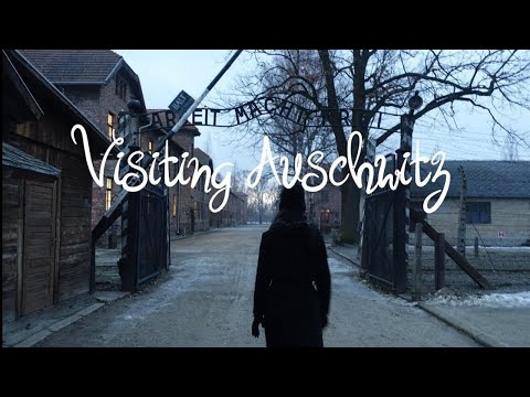 Visiting Auschwitz - Poland Travel Vlog