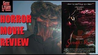 SHANDA'S RIVER ( 2018 Margherita Remotti ) aka EVIL RIVER. Witchcraft Horror Movie Review