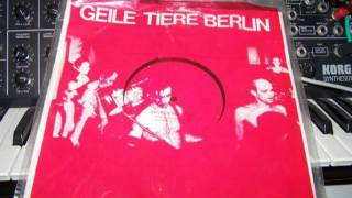 Geile Tiere Berlin - Berlin Nite