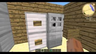 Холодильники в minecraft без модов