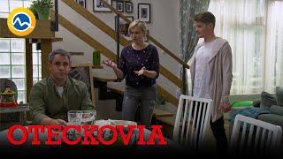 OTECKOVIA - Luky si vybral vysokú školu